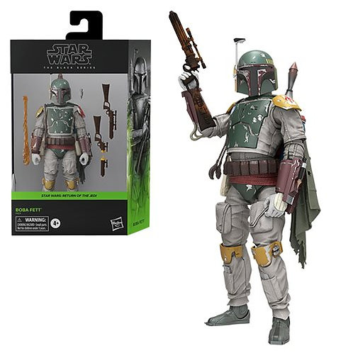 Star Wars The Black Series Boba Fett Deluxe 6-Inch Action Figure Preorder