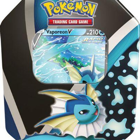 Pokemon: Eevee Evolutions  Vaporeon V Tin