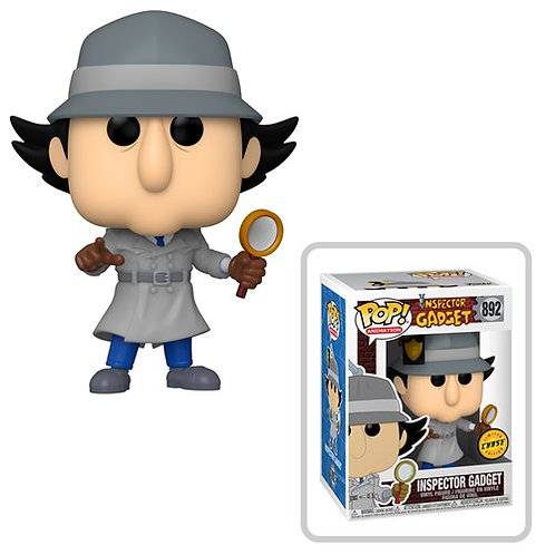 Funko Pop! Inspector Gadget Preorder 1/ 6 Possible Chase