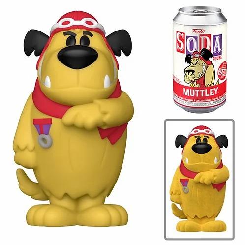 Funko Vinyl SODA Hanna Barbera MuttleySealed