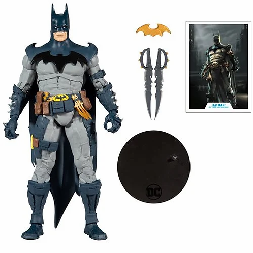 DC Multiverse Batman Designed by Todd McFarlane 7-Inch Action Figure Preorder