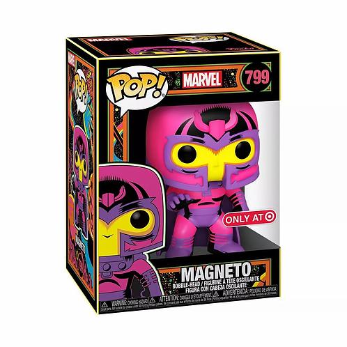 Funko POP! Marvel: X-Men Classic - Magneto Blacklight Target Exclusive