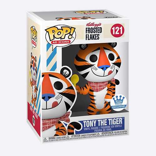 POP! TONY THE TIGER - KELLOGG'S FROSTED FLAKES Funko Shop Exclusive