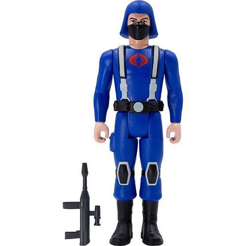 G.I. Joe Cobra Trooper (H-Back Pink) 3 3/4-Inch ReAction Figure Preorder
