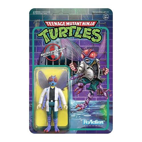 Teenage Mutant Ninja Turtles Baxter Stockman 3 3/4-Inch ReAction Figure Preorder