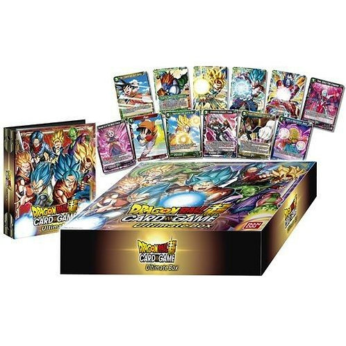 Dragon Ball Super: Ultimate Box