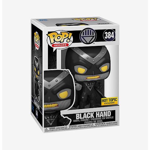 Funko DC Comics Pop! Heroes Black Hand Vinyl Figure Hot Topic Exclusive