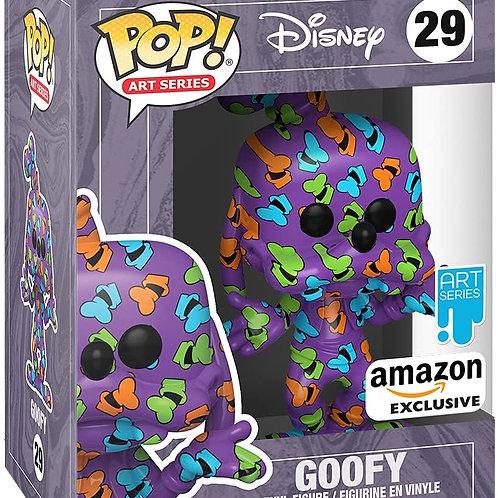 Funko Pop! Artist Series Disney Treasures of The Vault Goofy, Amazon Ex Preorder