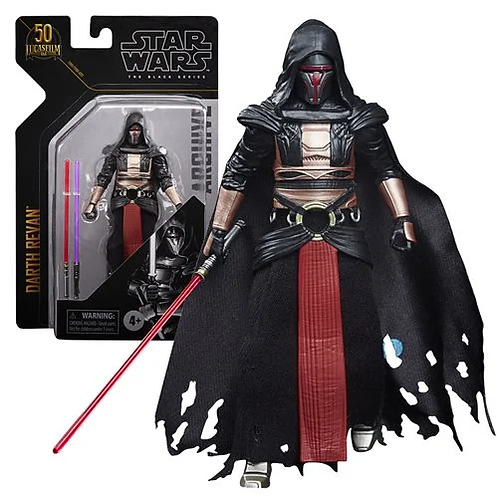 Star Wars The Black Series Archive Darth Revan 6-Inch Action Figure Preorder