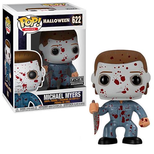 Funko Pop! Horror: Halloween Michael Myers Blood Splatter FYE Exclusive Preorder