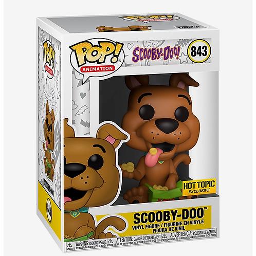 Funko Scooby-Doo Pop! Animation Scooby-Doo Hot Topic Exclusive