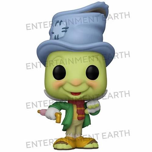 Pinocchio Street Jiminy Cricket Pop! Vinyl Figure