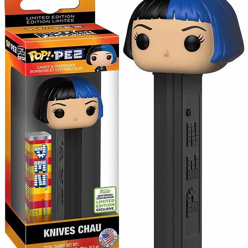 POP! PEZ KNIVES CHAU - SCOTT PILGRIM