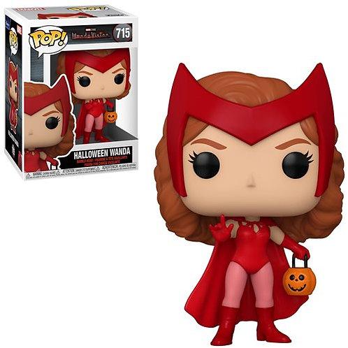 WandaVision Halloween Wanda Pop! Vinyl Figure Preorder