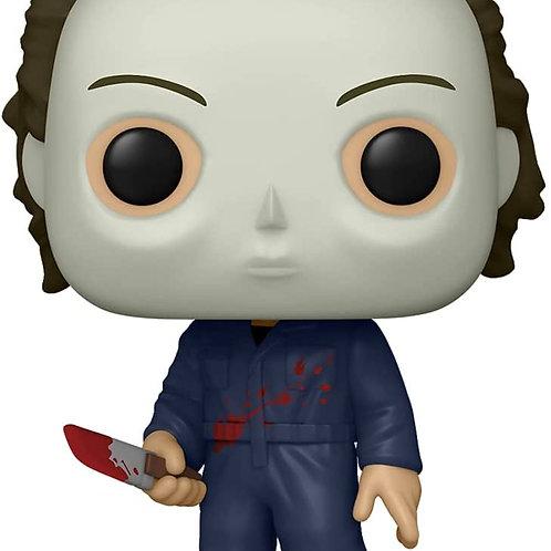 Funko Pop! Movies: Halloween - Bloody Michael Myers, Amazon Exclusive Preorder