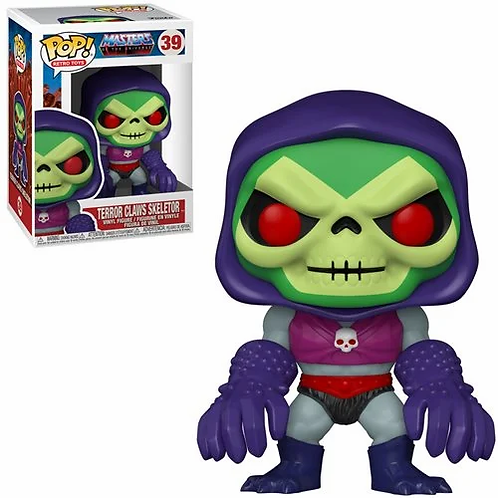 Funko Pop! Masters of the Universe Skeletor with Terror Claws