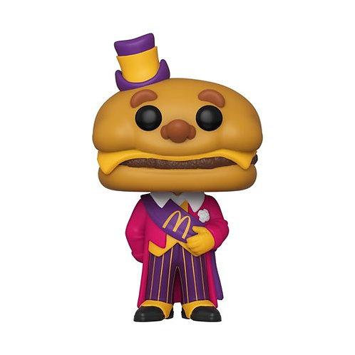 Funko Pop! McDonald's Mayor McCheese #88