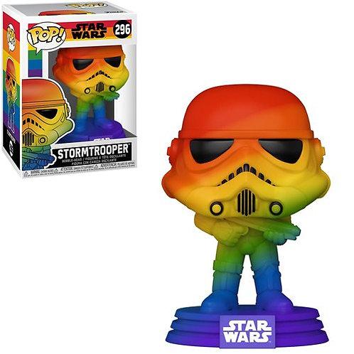 Star Wars Stormtrooper Pride 2021 Rainbow Pop! Vinyl Figure Preorder