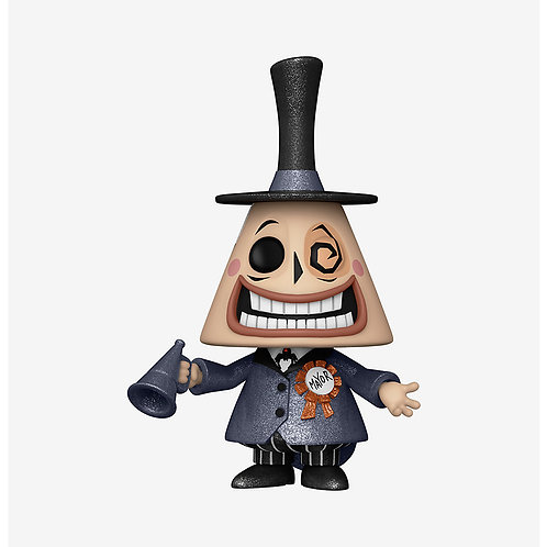 Funko The NBC  Diamond Collection Pop! Mayor Of Halloween Hot Topic Exc Preorder