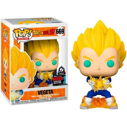 Vegeta 2019 Fall Convention Exclusive #669