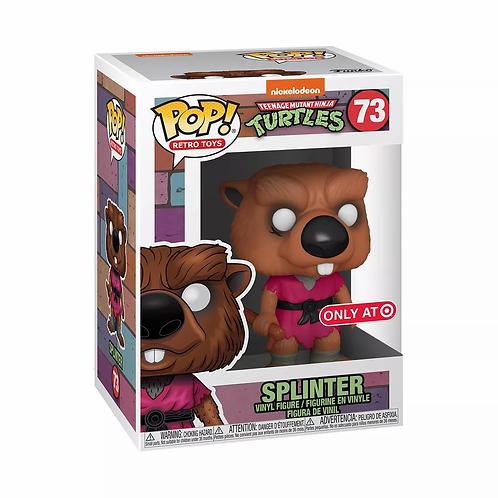 Funko POP! TMNT - Splinter Target Exclusive