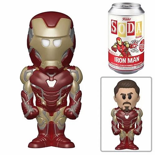 Avengers: Endgame Iron Man Vinyl Soda Figure  Sealed