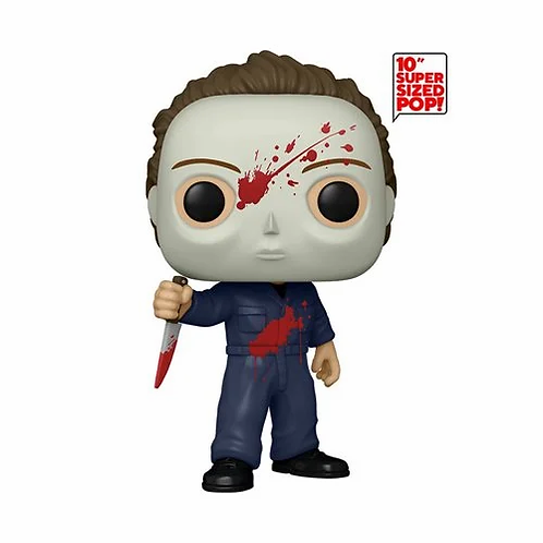 Halloween Michael Myers Bloody 10-Inch Pop!  Specialty Series Preorder