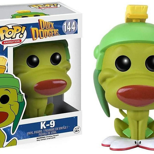 Funko Pop!  Animation Duck Dodgers  K-9 # 144