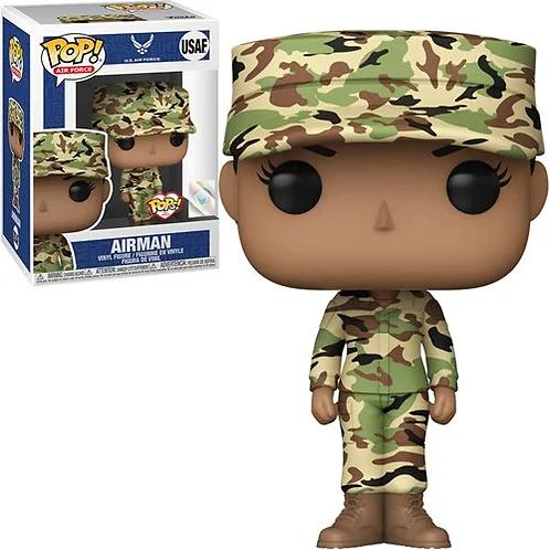 Military Air Force Female (Hispanic) Pop! Vinyl Figure Preorder