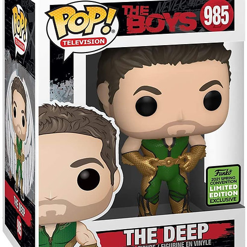 Funko Pop! TV: The Boys - The Deep, 2021 ECCC Shared Exclusive