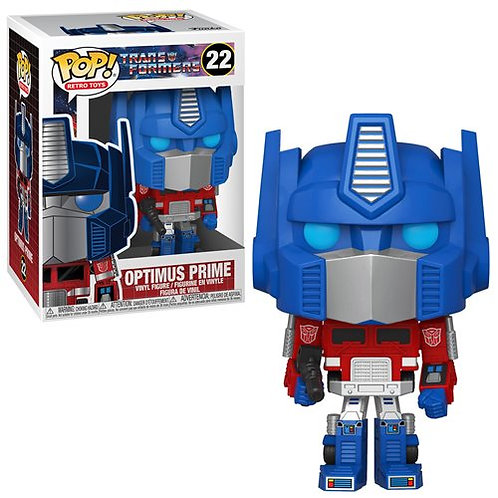 Funko Pop! Transformers Optimus Prime