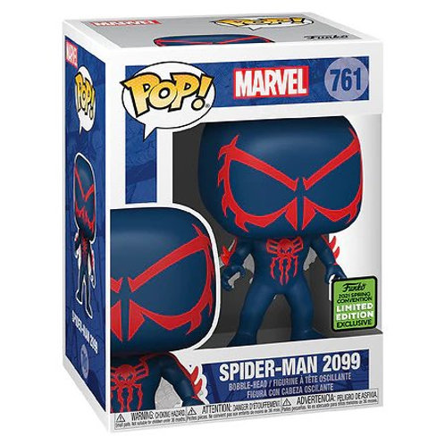 FunkoMarvel: Spider-Man 2099 Comic Con Shared Exclusive