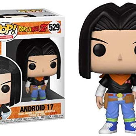 Android 17 Funko Pop #529