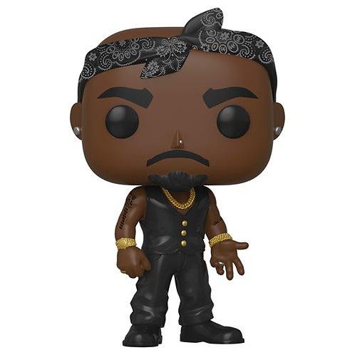 Tupac Vest with Bandana Pop! Vinyl Figure Preorder
