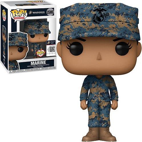 Military Marine Female (Hispanic) Pop! Vinyl Figure Preorder