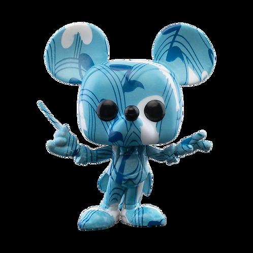 Funko POP! Artist Series: Disney - Conductor Mickey - Walmart Exclusive
