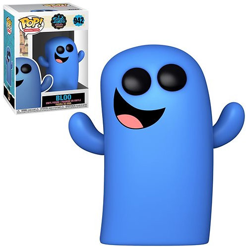 Foster's Home for Imaginary Friends Bloo Pop! Vinyl Figure Preorder