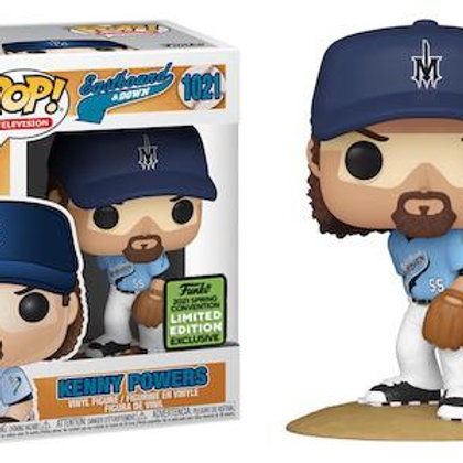 Eastbound & Down - Kenny Powers ECCC 2021 Shared Exclusive Pop!