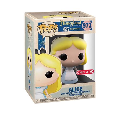 Funko POP! Disneyland 65th  Alice # 973 Target Exclusive