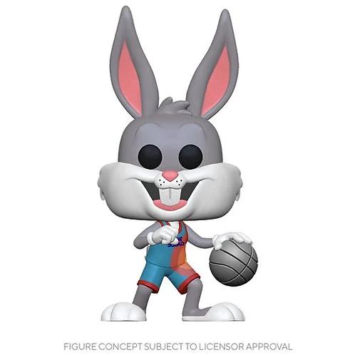 Space Jam Bugs Bunny Dribbling Pop! Vinyl Figure Preorder