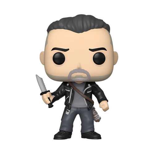 THE WALKING DEAD NEGAN FIRST TO MARKET POP FIGURE BY FUNKO! Preorder AMC Excl