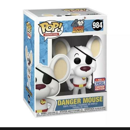 Funkon 2021 Funko pop!  Danger Mouse Funko Shop