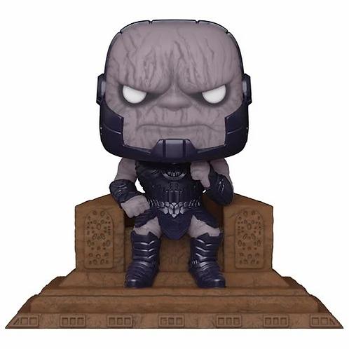 Zack Snyder's Justice League Darkseid Throne Deluxe Pop! Vinyl Figure Preorder