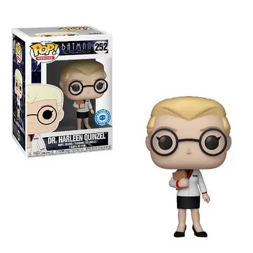 PIAB EXC BATMAN: THE ANIMATED SERIES DR. HARLEEN QUINZEL FUNKO POP!