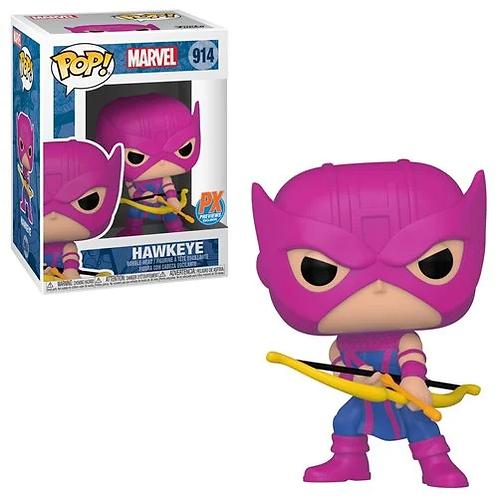 Marvel Classic Hawkeye Pop! Vinyl Figure - Previews Exclusive Preorder