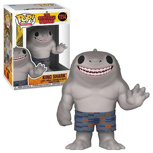 The Suicide Squad King Shark Pop! Vinyl Figure Preorder