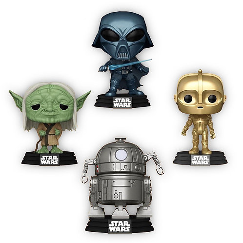 Star Wars Concept Series Bundle (set of 4)