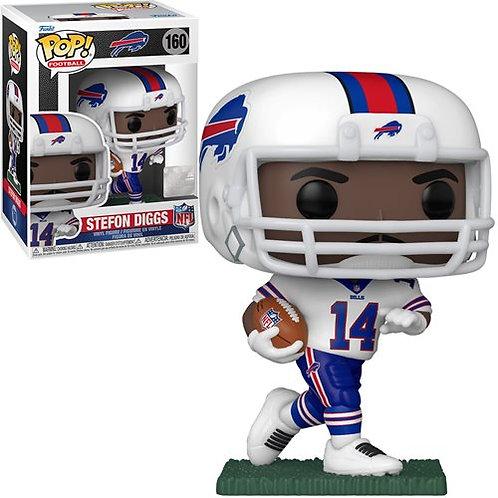 NFL Bills Stefon Diggs (Home Uniform) Pop! Vinyl Figure Preorder