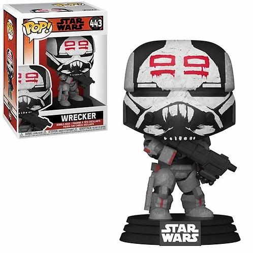 Star Wars: The Bad Batch Wrecker Pop! Vinyl Figure Preorder