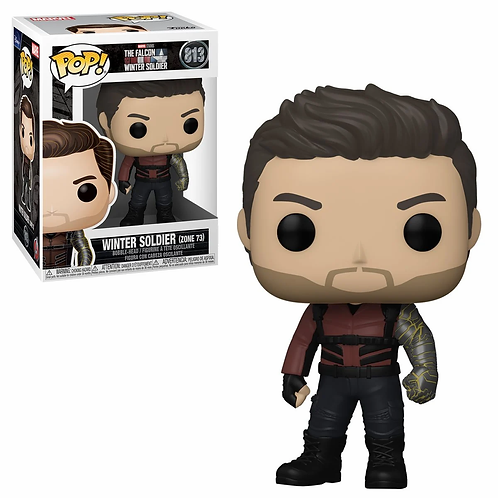 The Falcon and Winter Soldier Winter Soldier Pop! Vinyl Figure Preorder
